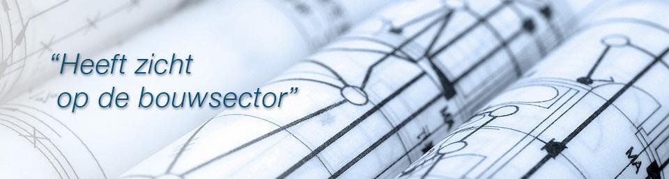 Heeft zicht op de bouwsector